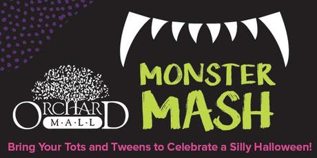 Monster Mash 2019 tickets