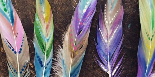 Nature Art Summer Camp Ages 5-8