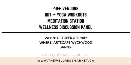 The Wellness Market 2019