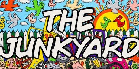 The Junkyard a vintage flea market  tickets