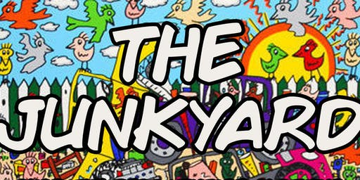 The Junkyard a vintage flea market