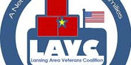 LAVC Quality of Life monthly meeting tickets