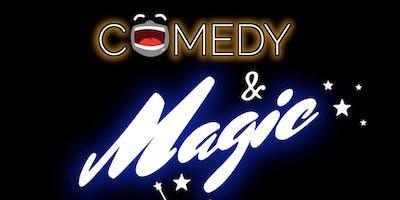 Comedy & Magic Club Alkmaar