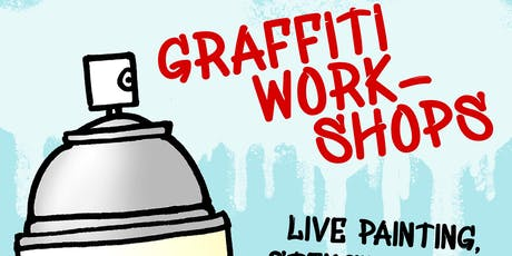 Yollocalli's FREE Graffiti Workshops tickets