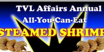 TVL Affairs Annual SHRIMP FEAST