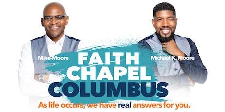Faith Chapel Columbus - Church Launch tickets