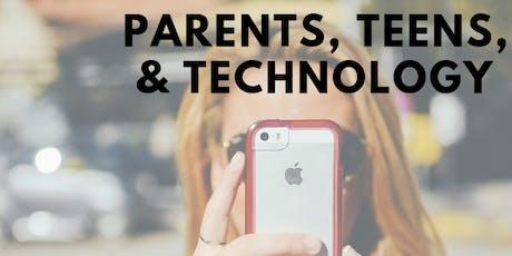 HRI Relationship Booster: Parents, Teens, & Technology tickets