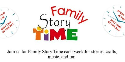 Preschool Story Time @ Mountains Library