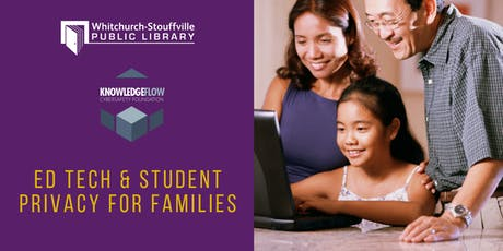 Student Data Protection for Families tickets