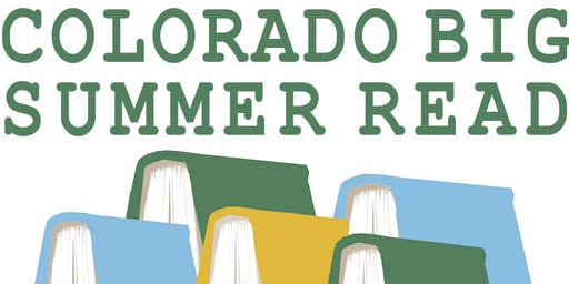 Colorado Big Summer Read: YOUNG ADULT Event/Dear Martin with NIC STONE