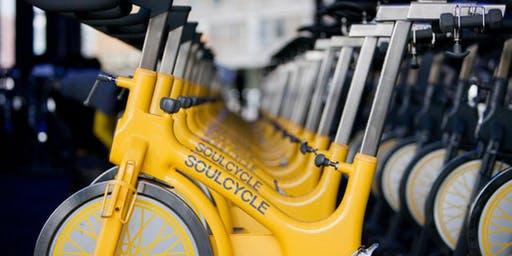 Alpha Alpha Lambda Soul Cycle Mini Fundraiser