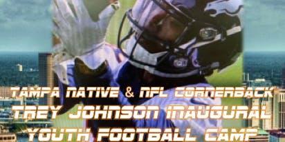 Trey Johnson Youth Football Camp