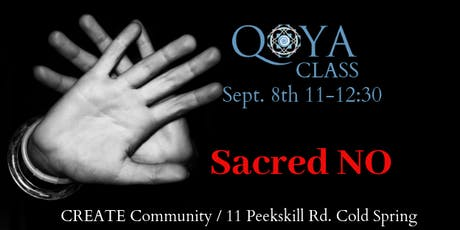 Qoya: Sacred NO tickets