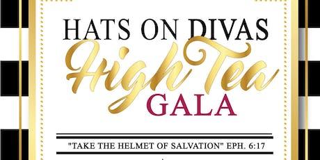 Hats On Divas High Tea Gala tickets