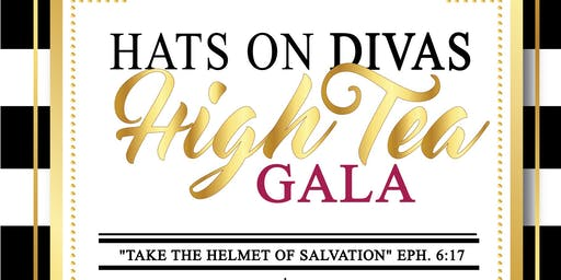 Hats On Divas High Tea Gala