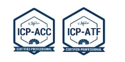 Agile Coaching Intensive™ (ICP-ATF / ICP-ACC)