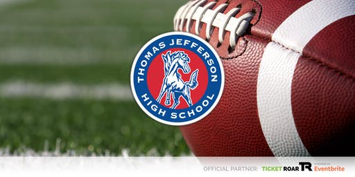 Jefferson vs Edison Varsity Football