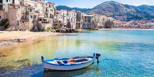 Voyage to Sicily! A Wine Dinner with Tenuta delle Terre Nere