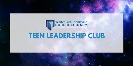 Teen Leadership Club tickets