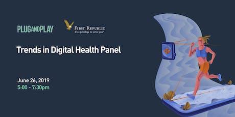 Digital Health Trends Investor Panel on June 26 tickets