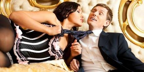 Seen on VH1! Speed Dating UK Style in St. Louis | Singles Events | Let's Get Cheeky! tickets