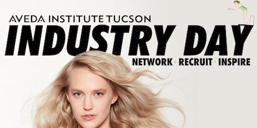 Industry Day at Aveda Institute Tucson
