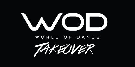 World of Dance Takeover 2.0 tickets