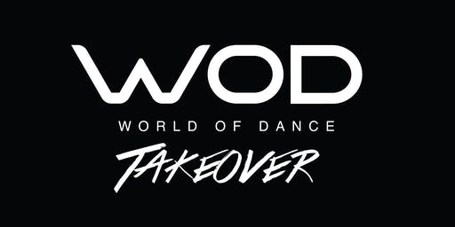 World of Dance Takeover 2.0