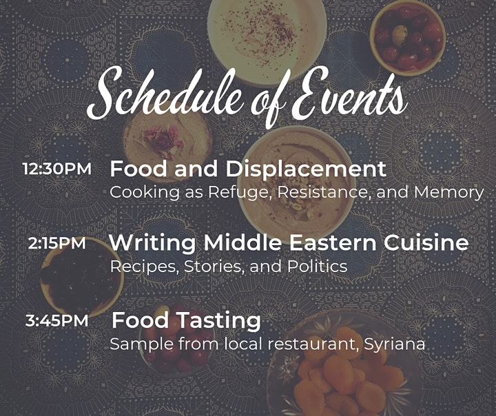 Making Middle Eastern Cuisine image