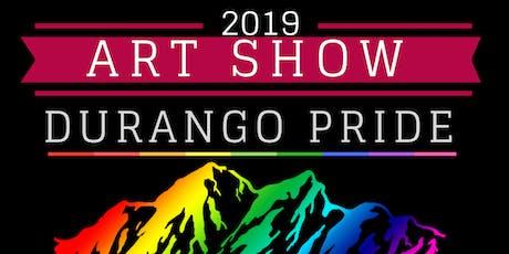 Durango Pride Art Show tickets