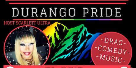 Durango Pride Variety Show tickets