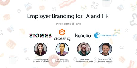 Employer Branding Fundamentals for TA and HR tickets