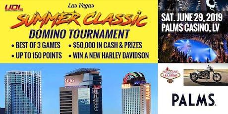 Universal Domino League Presents The Las Vegas Summer Classic Domino Tournament tickets