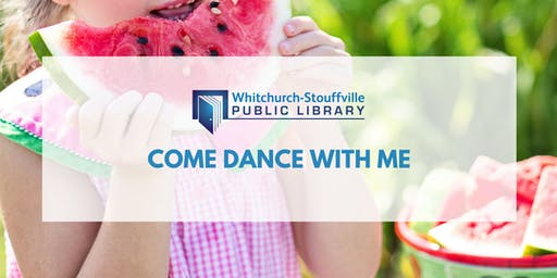 Come Dance With Me (ages 3-4)
