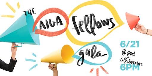 Amplify - AIGA Colorado Fellows Gala 2019