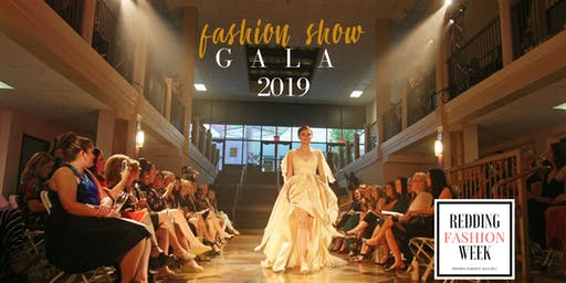 2019 Fashion Show Gala by Redding Fashion Alliance