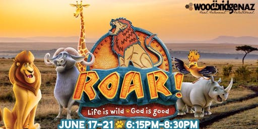 ROAR Vacation Bible School at WoodbridgeNaz