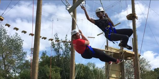 ALPs High Ropes Course Grand Opening Celebration