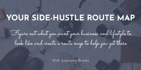 Your Side-Hustle Route Map | 5th July | Hampshire tickets