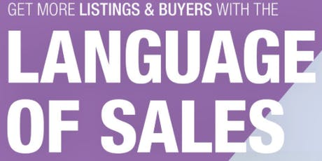 Language of Sales tickets