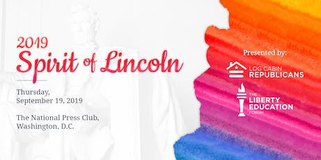2019 Spirit of Lincoln Dinner and Award Ceremony tickets