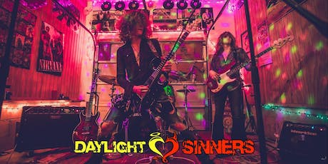 DAYLIGHT SINNERS in the WHISKEY ROOM LIVE tickets