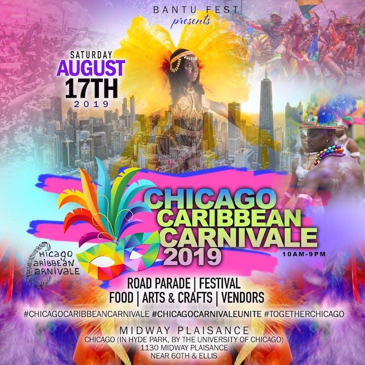 CHICAGO CARIBBEAN CARNIVALE PARADE & FESTIVAL Tickets, Sat, Aug 17
