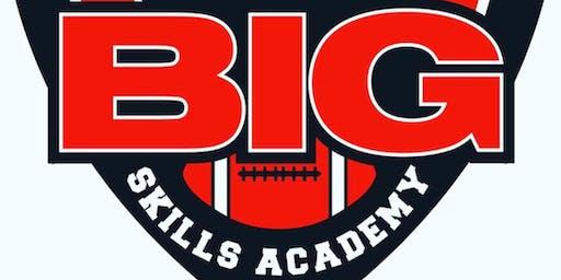 Big Skills Academy Knoxville OL/DL Camp