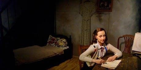 Ana Frank - La Casa de Atrás entradas