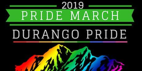 Durango Pride March tickets