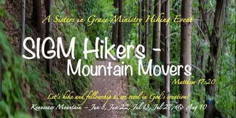 SIGM Hikers tickets