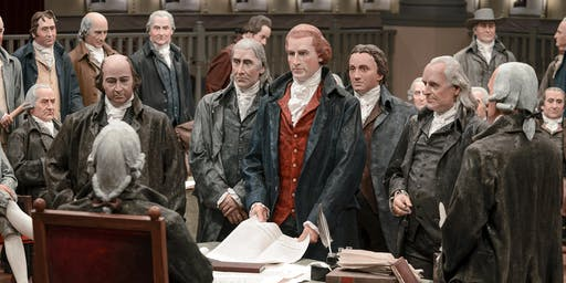 America's Founding Fathers Daily Admission