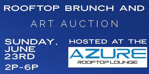 Dance Ryan Dance: Rooftop Brunch and Art Auction