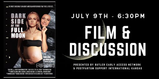 Dark Side of the Full Moon - Community Film Screening & Discussion